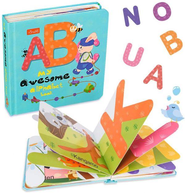Libro ABC en Inglés