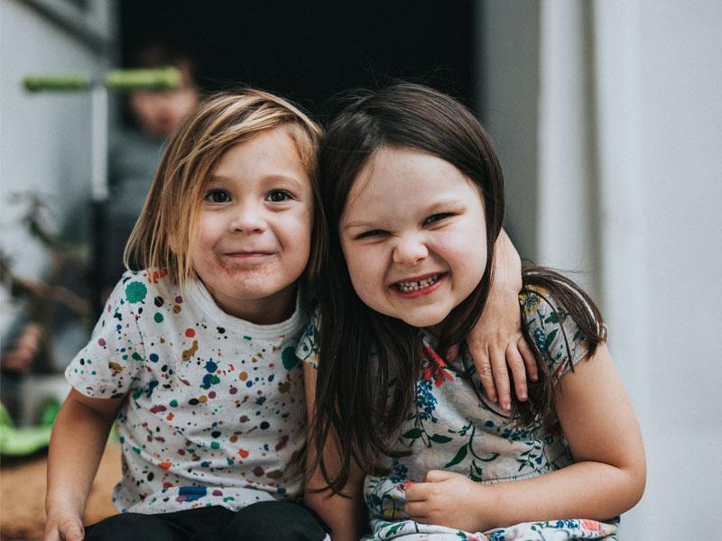 Criar niños emocionalmente estables